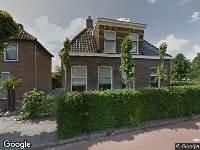 112 melding Brandweer naar Rijksweg in Smilde vanwege een buitenbrand