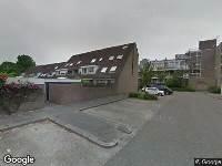 112 melding Brandweer naar Rodinrade in Capelle aan den IJssel vanwege brand