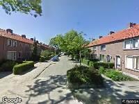 Ambulance naar Jan Hoornstraat in Zoetermeer