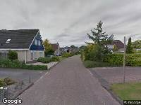 112 melding Brandweer naar Ried in Leeuwarden