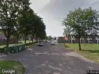 Ambulance naar Jacob Catslaan in Oosterhout