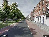 Politie naar Academiesingel in Breda vanwege letsel