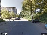 Ambulance naar Jonkerbos in Zoetermeer