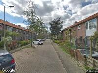 Ambulance naar Arcellastraat in Amsterdam