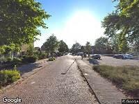 Brandweer naar Da Costastraat in Alphen aan den Rijn vanwege een buitenbrand
