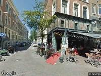 Ambulance naar Oude Binnenweg in Rotterdam