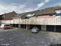 Ambulance naar Tijberg in Zoetermeer