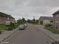 Ambulance naar Gorterstraat in Gemert