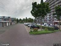 112 melding Brandweer naar Roosstraat in Zwijndrecht