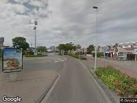 112 melding Ambulance naar Parallelweg in Den Helder
