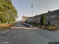 112 melding Politie naar Sint Henricusweg in Grave vanwege ongeval met letsel