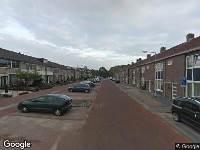 112 melding Ambulance naar Ruijsdaellaan in Bergen op Zoom