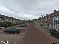 112 melding Brandweer en politie naar Ruijsdaellaan in Bergen op Zoom