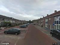 112 melding Brandweer naar Ruijsdaellaan in Bergen op Zoom