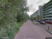 Besteld ambulance vervoer naar Agaatlaan in Leiden