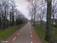 112 melding Brandweer naar Westerbuurt in Venhuizen vanwege een buitenbrand