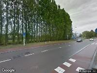 Ambulance naar Stationsstraat in Roosendaal