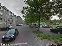 Ambulance naar Heijermansplein in Schiedam