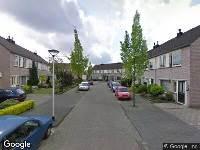 Ambulance naar Calsstraat in Helmond