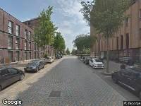 Ambulance naar Pieter Oosterhuisstraat in Amsterdam