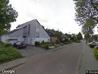 Ambulance naar Heer van Rodestraat in Mierlo