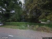 Politie naar Leursebaan in Breda