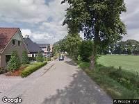 112 melding Ambulance naar Vlieterweg in Scherpenzeel