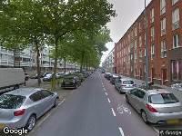 Ambulance naar Oranjeboomstraat in Rotterdam