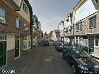 112 melding Ambulance naar Burgemeester van Nienesstraat in Uitgeest