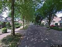 Brandweer naar Europalaan-West in Herkenbosch vanwege afhijsen patient