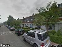 Ambulance naar Korenbloemstraat in Rotterdam
