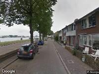 112 melding Traumahelikopter naar Merwedesingel in Papendrecht