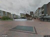 Brandweer naar Nieuwe Markt in Roosendaal vanwege een liftopsluiting