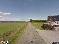 112 melding Brandweer naar Puntweg in Punthorst