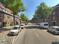 Brandweer naar Zeeburgerdijk in Amsterdam