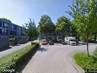 112 melding Brandweer naar Friese Vlaak in Lelystad