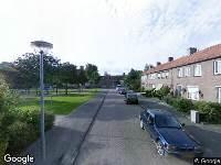 Ambulance naar Consciencestraat in Waalwijk