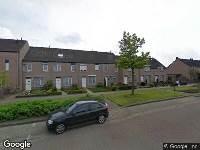 Ambulance naar Pastoor Elsenstraat in Helmond