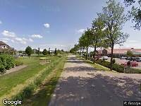 112 melding Besteld ambulance vervoer naar Elbaweg in Hem
