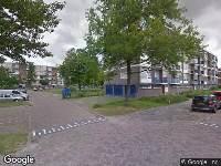 Ambulance naar Burgemeester Van Haarenlaan in Schiedam