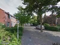 112 melding Ambulance naar Van Oldenbarneveldtstraat in Vlaardingen