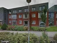 112 melding Brandweer naar Sint Lucasstraat in Venhuizen vanwege brand