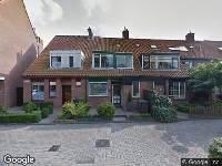 Ambulance naar Libelleveen in Spijkenisse