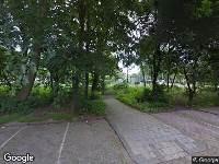 Ambulance naar Huslystraat in Rotterdam