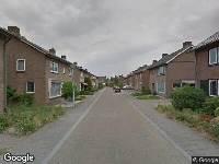 Ambulance naar Kamillestraat in Wijchen