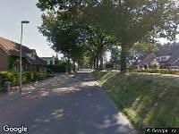 Brandweer naar Daelenbroekweg in Herkenbosch