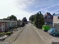 112 melding Ambulance naar Klaproosstraat in Bergeijk