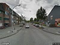 Ambulance naar Stationsstraat in Waalwijk