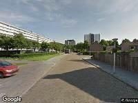 Brandweer naar Lanceloetstraat in Eindhoven