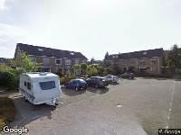 112 melding Besteld ambulance vervoer naar Hugo de Grootweg in Sleeuwijk